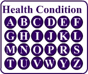 List of Health Conditions from A to Z